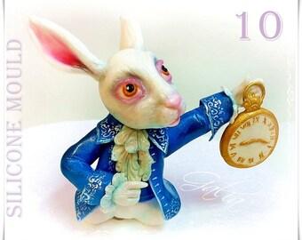 Face Rabbit from Alice in Wonderland