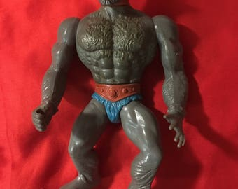 Rare! Stratos ,Masters Of The Universe Action Figure, 1981