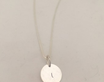 Personalized Necklaces - Small