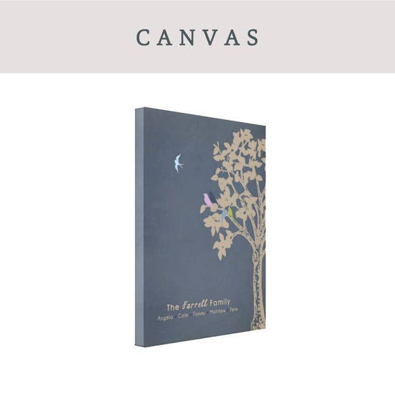 UPGRADE to a Canvas Gallery Wrap