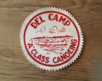 Del Camp A Class Canoeing - Toronto