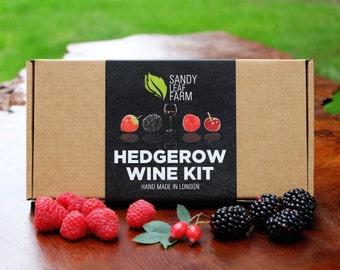 Hecke Wein Kit - machen Sie Ihre eigenen Obst-Wein
