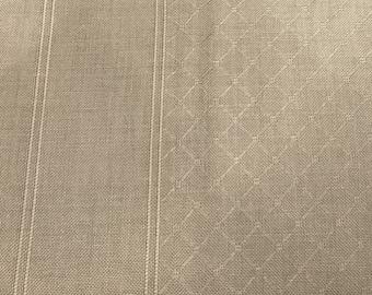 Clearance - 18 ct. Cream Abby Cloth, 1.2 yd