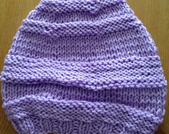 Hand Knit Childrens' Toques