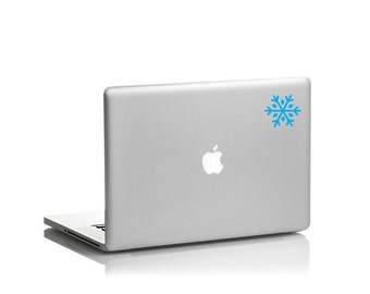 Snowflake Vinyl Decal for Laptops, Tablets, Cars, Windows, Walls and more!