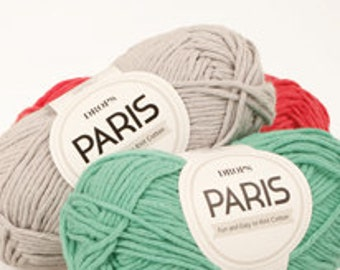DROPS Paris, 100% Cotton yarn