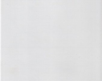 3 sheets of Craft Factory 14 count Plastic canvas. Each sheet 28 x 21cm. Great for cross stitch