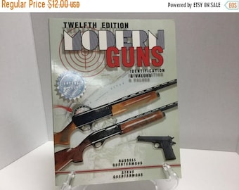 Sale Modern Guns Identifications and Values Guide Twelfth Edition 1978-1998 Gun Guide
