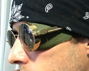 Gold Luxe Goggles