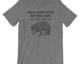 Smoky Mountains Shirt - Great Smoky Mountain - Smoky Mountain - Smokey Mountains - Great Smoky - Smoky Mountains Park - Smoky National Park