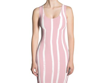 Clothes - Women's Fashion - Ladies Summer Dress - Ladies Formal Dress - Sublimation Cut