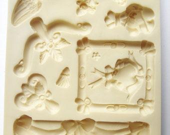 Brand New Victorian sheet mold HC173