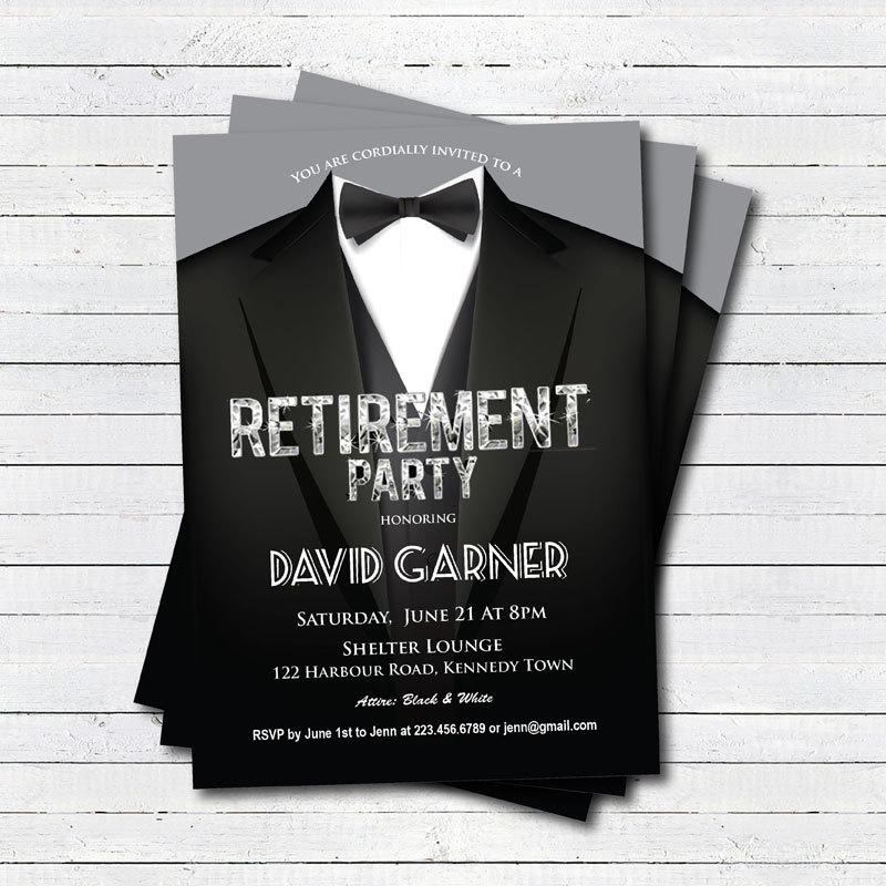 Stunning Black And White 21st Birthday Invitations Gallery ...