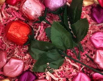 Chocolate Roses Bouquet - Valentines Day Limited Edition