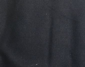Quilter's Homespun - Dark Navy - 1/2m piece
