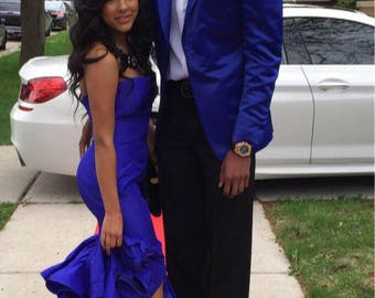 African Couples Outfit for Prom/Couples Engagement Dress, Couples Dress