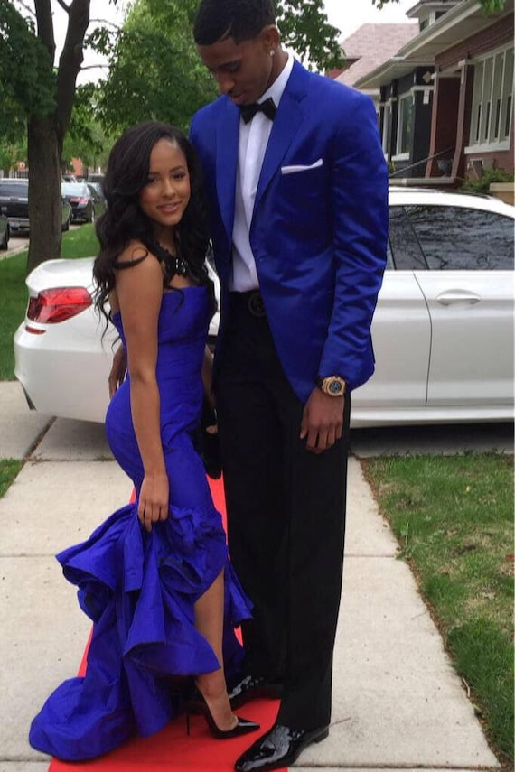 African Couples Outfit For Prom Couples Engagement Dress