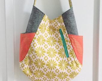 Design a custom 241 Tote   Handmade Shoulder Bag