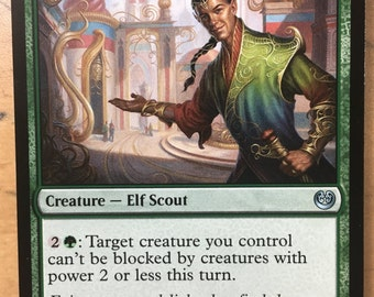 Ghirapur Guide, Limited edition MTG Artist proof, By Scott Murphy