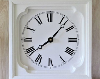 White Clock Two