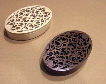 Keepsake - Potpourri - Jewelry Box with Magnetic Lid