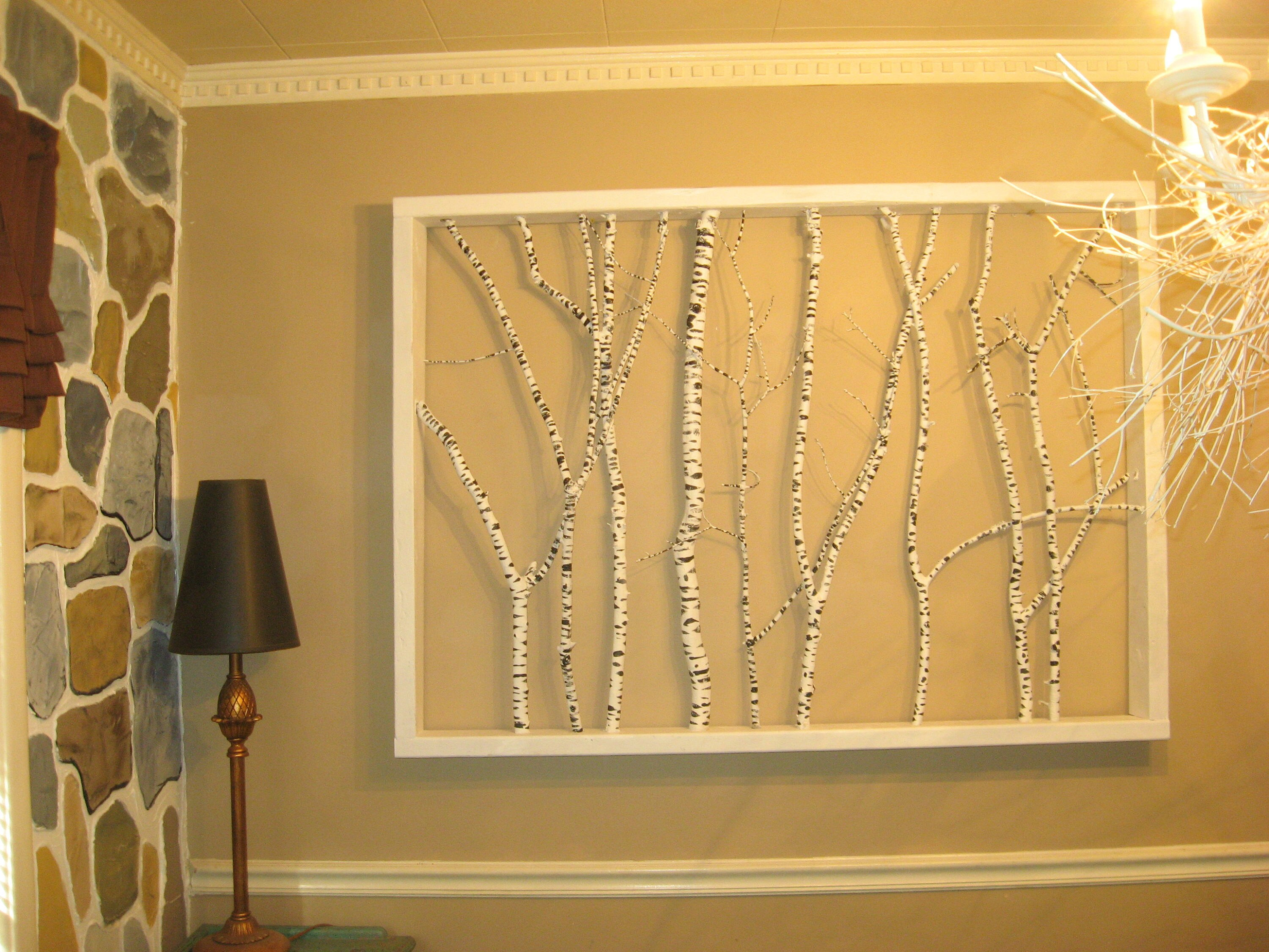 Stunning Birch Trees Wall Art Gallery - The Wall Art Decorations ...