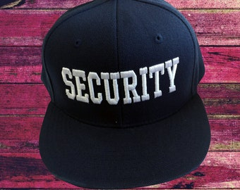 security hats, embroidered hats,baseball hats,trucker hats