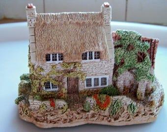 Lilliput Lane Cobblers Cottage