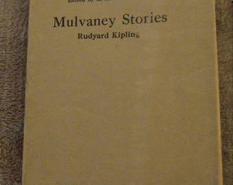 Mulvaney Stories By Rudyard Kipling