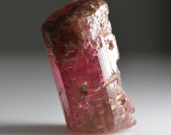 Rubellite Tourmaline Natural Crystal