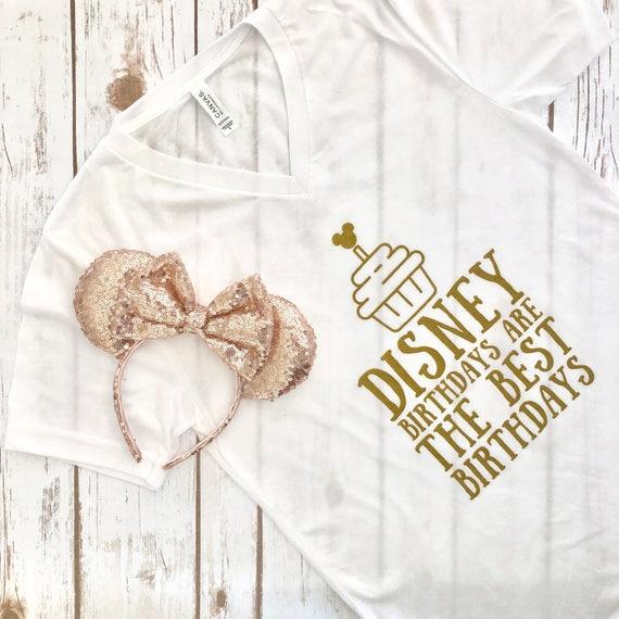 Disney Birthday Shirt Walt World Inspired