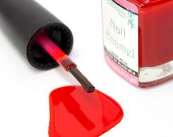 12ml Nail Polish - Cardinal - True Neutral Red