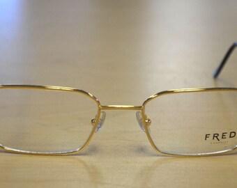 Fred Lunettes - Jersey Eyewear true vintage.
