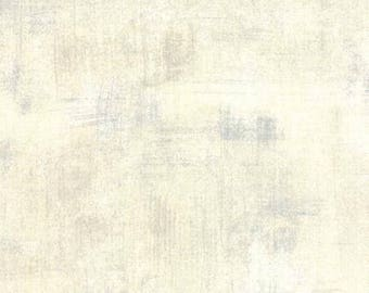 Grunge Basics Creme by Basic Grey for Moda, 1/2 yard, 30150 270