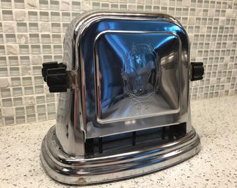 Vintage Bersted Toaster without Cord - Free Shipping