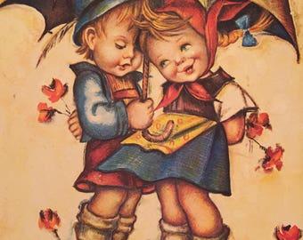 Little Darlings (print)