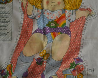 """Clearance! Cabbage Patch - Fabric Panel - 18"""" High"""