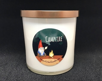 Campfire 9oz Soy Candle