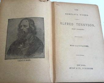 The Complete Works of Alfred Tennyson, Argyle Press Tennyson poems