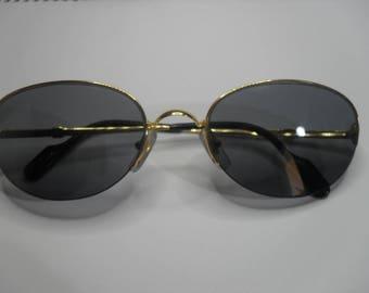 Cartier Vintage Sunglasses 24K Gold