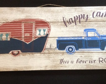 Happy Campers (Chalk CoutureJ