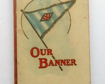 Petit journal Antique 1917