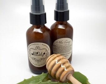 Aloe Honey Cleanser