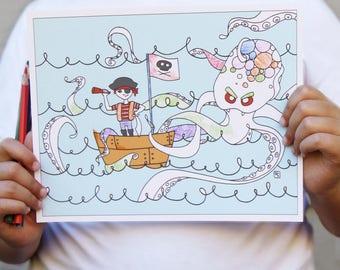 New Princess Coloring Pages : Set unicorn coloring pages printables kids unicorn coloring