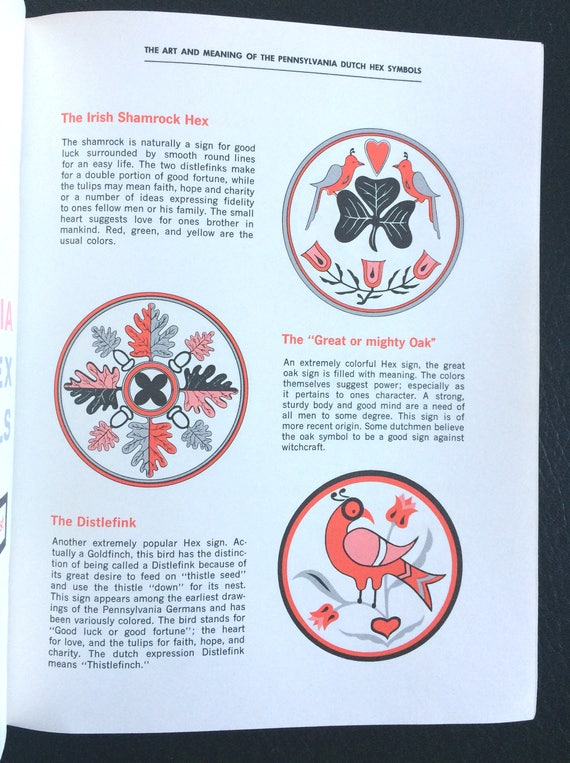 Hexology The Art And Meaning Of The Pennsylvania Dutch Hex