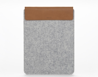 MacBook Air 13 Case – MacBook Air Sleeve – MacBook Felt Leather Cover