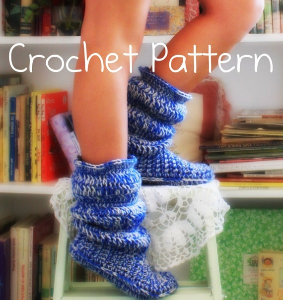 Crochet Pattern Hollydoll Cozy Boots The Original And