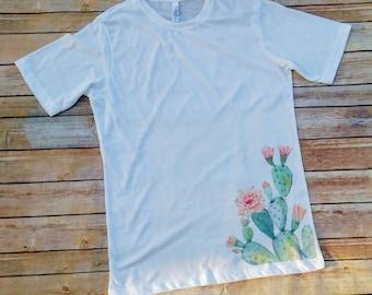 Cactus Shirt, Succulent Shirt, Succulent tShirt, Plant Lady Shirt, Crazy Plant Lady, Succulents, Plant Mom, Plant Lady, Cactus Print