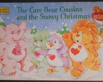 The Care Bear Cousins and the Snowy Christmas 1985