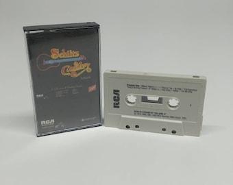 """Schlitz Country- """"Volume 2"""" 1975-1982 Cassette"""